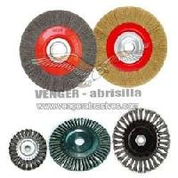 Venger Flat Steel Wire Brushes
