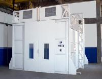 automobile paint booth systems