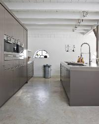 Concrete Kitchen Flooring