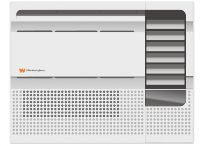 White Westinghouse Window Air Conditioner