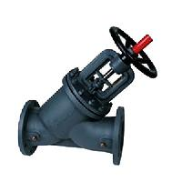 Advance Cast Iron Flanged Balancing Valve