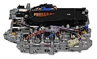 Automatic Transmission Control Valve