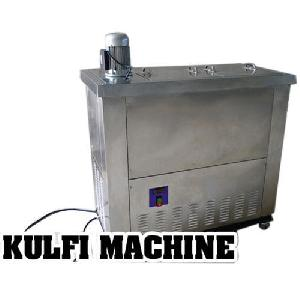 Stainless Steel Kulfi Making Machine