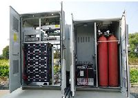 Site Monitoring Control System