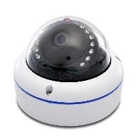 IR Outdoor Vandal Proof Dome Camera