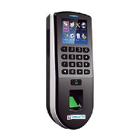 Fingerprint With Proximity Card Based Access Control System
