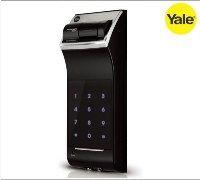 YDR 4110 YALE FINGERPRINT BIO METRIC DOOR LOCK