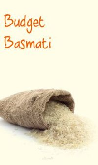 Budget Basmati rice