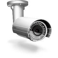 Outdoor 2MP Full HD PoE Night Network Camera