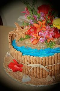Theme Parties Cake
