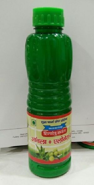 Amla And Aloe Vera Juice