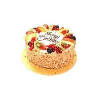 Butterscotch Fruit Cake