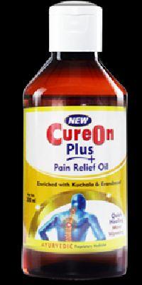 Cure Massage Oil