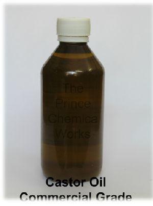 Commercial Grade Castor Oil