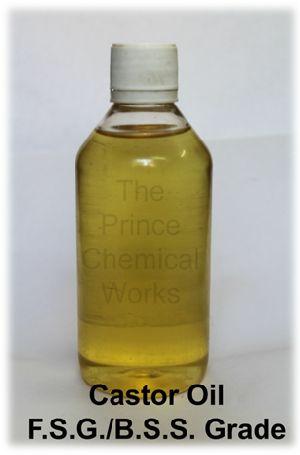 FSG BSS Grade Castor Oil