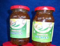 Mushroom Pickles