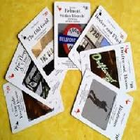 Printing Plastic Playing Cards