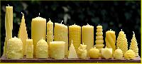 Pure Beeswax Candles