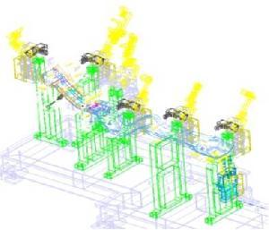 BIW Fixture Designing Services