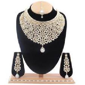 Best American Diamond Necklace Set