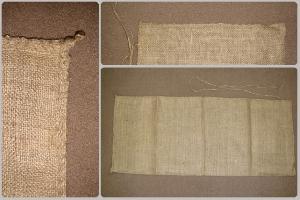 "30"" x 14"" (76 cm x 35 cm) Hessian Sandbag"