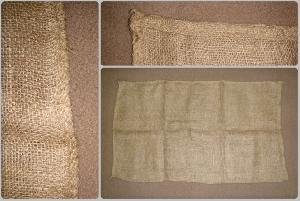 "35"" x 14"" (89 cm x 35.50 cm) Hessian Sandbag"