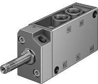 Festo Make Single Solenoid Valve and double solenoid valve