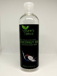 200ml Cold Pressed Extra Virgin Coconut Oil
