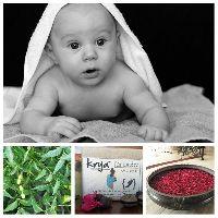 Krya Gentle Baby Hair Wash Powder