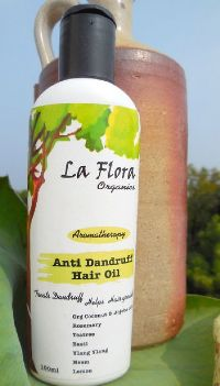 Organic Aromatherapy Anti Dandruff Hair Oil