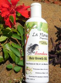 Organic Ayurvedic Hair Growth Oil