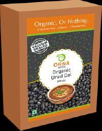 500g Orna Organic Urad Dal