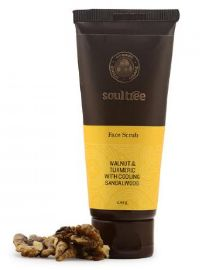 Soul Tree Walnut & Turmeric Face Scrub