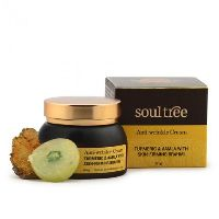 Turmeric & Amla Anti-wrinkle Cream With Skin Firming..