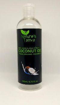 Virgin Cold Pressed Coconut Oil