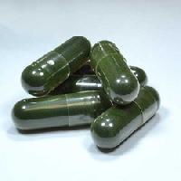 Organic Chlorella Softgel Capsules