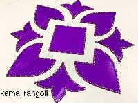 Kamal Acrylic Rangoli