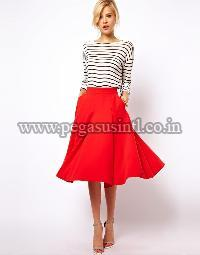 Ladies Skirt Tops