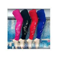 Half Net Stone Work Legging