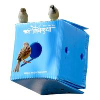 Plastic Bird house