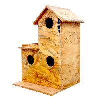 Wooden Bird House No2