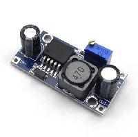 Adraxx Dc-dc Converter Buck Voltage Lm2596 Low Ripple Step Down Module Power Supply