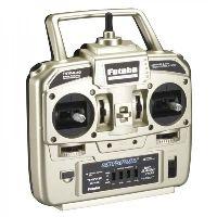 4yf 2.4ghz Fhss 4-channel Radio