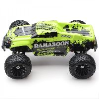 Four-wheel drive RC monster truck