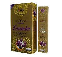 Golden Lavender Incense Sticks