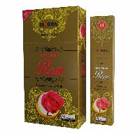 Golden Rose Incense Sticks