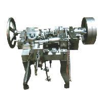 Semi Automatic Anchor Chain Making Machine