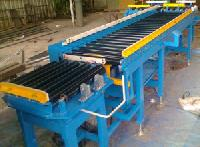Power Free Roller Conveyor System
