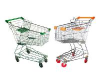 Stainless Steel Shopping Carts