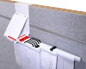 Wall Display Carriers